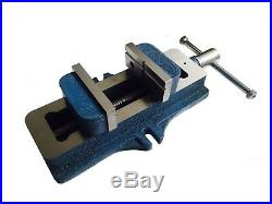 Rdg 75mm / 3 Self Centering Machine Vice Blue Type Vice Engineering Tools