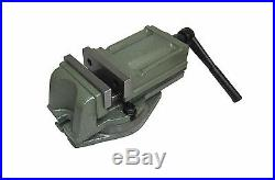 Rdgtools 100mm / 4'' Swivel Base Bench Milling Machine Vice Engineering Tools