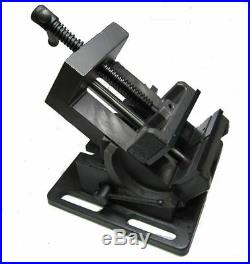 Rdgtools 100mm Tilting Inclineable Machine Vice Milling Engineering Tools