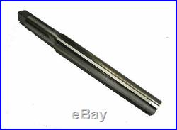 Rdgtools 3mt Finishing Reamer Hss Mt3 3 Morse Taper Cleaning Tapers Myford
