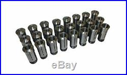 Rdgtools 5c Collet Set Metric Sizes 3mm 26mm Milling Lathes Engineering
