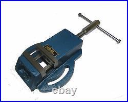 Rdgtools 80mm Heavy Duty Drill Press Vice Low Profile Machine Vice Engineering