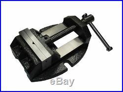 Rdgtools Drill Press Vice Neal 5 / 125mm Machine Vise Precision Quality