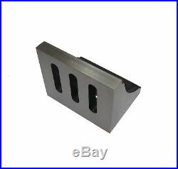 Rdgtools Precision Angle Plate 3-1/2 X 3 X 2-1/2 Milling Engineering