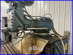Republic-Lagun CNC 310 Milling Machine For Retrofit Machmotion Mach3 Emc Lynux