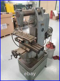 Rockwell Horizintal Milling Machine