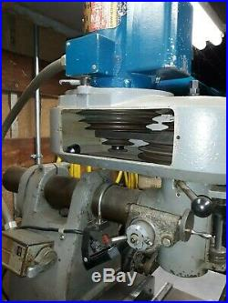 Rockwell Milling Machine With many dozens of bits and attachments NO RESERVE