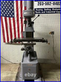Rockwell Vertical Milling Machine 21-100