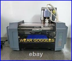 Roland Modela MDX-15 Precision CNC machine