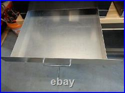 Roland Modela MDX-40 3D Benchtop CNC Milling Machine Vice, 4th-axis, Z-Sensor