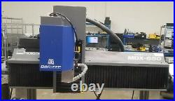 Roland Modela PRO MDX-650A 3D CNC Mill Milling Automatic Tool Changer 4th Axis