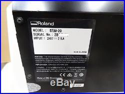 Roland monoFab SRM-20 Desktop Compact CNC 3D Milling Machine withPower Supply