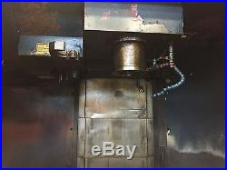 SHARNOA SGC-30 CNC VERTICAL MACHINING CENTER TIGER CONTROLS MILL