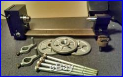 SHERLINE INDEXING ATTACHMENT P/N 3200 no reserve