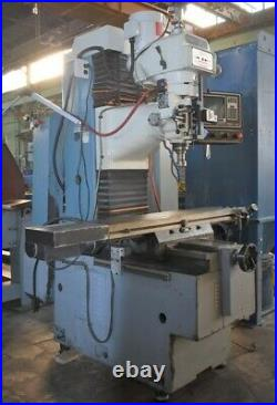 SOUTHWESTERN INDUSTRIES TRAK DPM CNC BED-TYPE VERTICAL MILL WithPROTOTRAK -29114