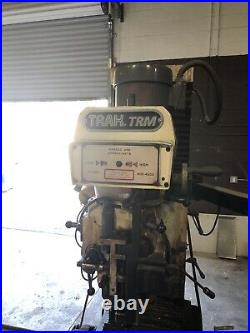 SOUTHWESTERN INDUSTRIES TRAK TRM 2AXIS CNC BED MILL With Fixture Accessories