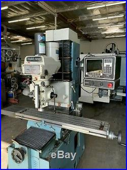 SOUTHWESTERN TRAK DPM 3 AXIS MILLING MACHINE Proto Trak A. G. E. 3 CNC CONTROL