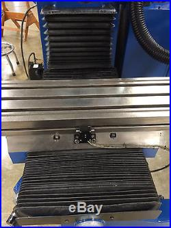 SUPERMAX CNC VERTICAL MILL