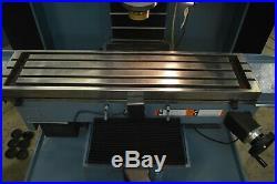 SWI TRAK DPM FHM5 Bed Milling Machine With ProtoTRAK SMX CNC Control