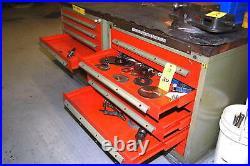 Schaublin Vertical Milling Machine, Type 53, Universal head, DRO, tooling galore