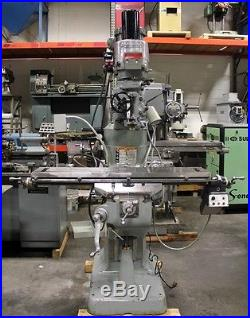 Series I BRIDGEPORT Vertical Mill (New 1983)