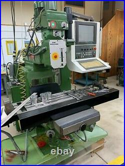 Sharnoa CNC Mill 33 x 19 travels
