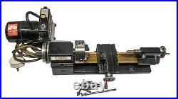 Sherline 4000 Lathe and milling machine