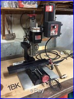 Sherline 5400 8-Direction mill milling machine