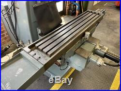 Shizuoka CNC Knee Mill 3 Axis Milling Machine Excellent Bed Tooling Centroid