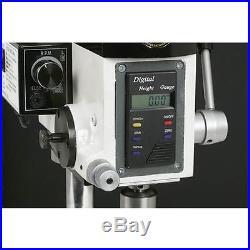 Shop Fox M1036 Bench Top. Micro, Small, Mini Milling Machine, Drill Press
