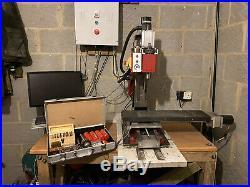 Sieg X2 CNC Milling machine Conversion Mill