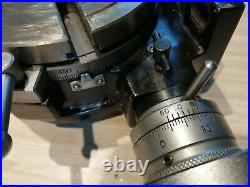Soba Rotary Table 6 For Milling Machine