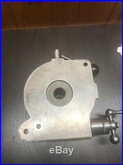 South Bend Rotary Table Lathe Milling Machine Shaper T Slot Table 4 1/2 RTB 101