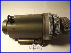 Spindle for milling machine
