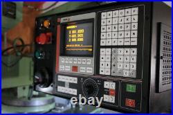 Supermax YCM-40 Manual and CNC Machine