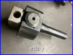 TOOLED UP Bridgeport milling machine 1 HP J HEAD MACHINE Loaded Tooling