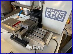 TORMACH PCNC 440 BENCHTOP CNC MILLING MACHINE 10 X 6.25 X 10 xyz