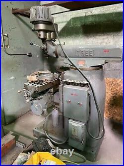 TREE 3 Phase 220/440 Volt Knee Mill