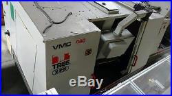 TREE VMC 1060 VERTICAL CNC MILLING MACHINE With 24 ATC & SIEMENS CONTROL 230V 3PH