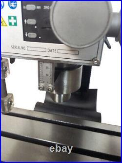 Techtongda Milling and Drilling Machine 727 110V Metal Wood Lathe