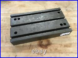 Tee slotted milling table / rear tool post table 12'' x 7'' approximately