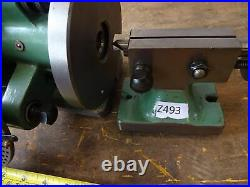 Tom Senior milling machine dividing head + tailstock