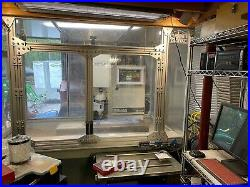 Tormach 1100 CNC with custom enclosure and loads of accessories
