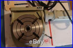 Tormach 6 4th axis rotary table with driver