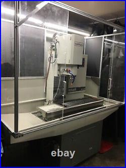 Tormach PNC 1100 cnc 3 Axis milling machine. Basically New! Used Only Once