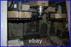 Tree 1260 CNC Vertical Machining Center