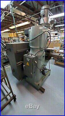 Tree Millennium 3100 3-Axis CNC Vertical Milling Machine