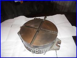 Troyke rotary tables, bridgeport milling machine tooling, metalworking