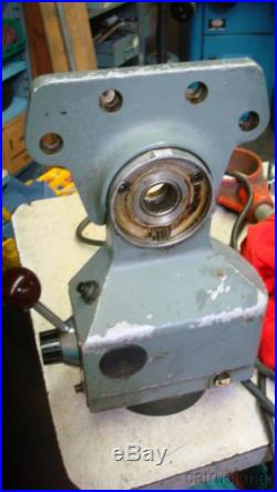 Type 90 Servo Power Feed for Bridgeport or Similar Milling Machine Incomplete