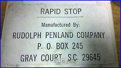 USA Milling Machine Quick Rapid Quill Stop Micrometer Adjustable Bridgeport Type